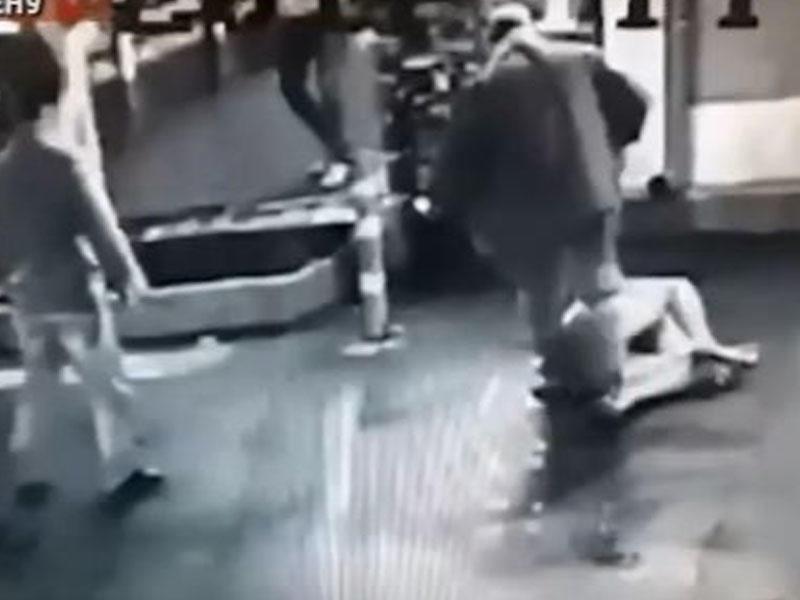 Azərbaycanlı milyoner həyat yoldaşını ölümcül döyüb - Rusiyada - VİDEO