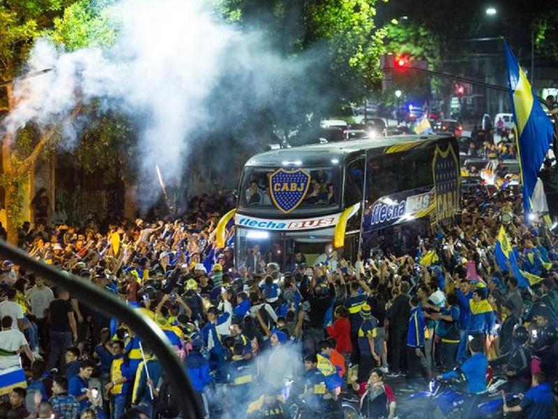 Libertadores tarixinin ən bahalı finalı - Azarkeşlər