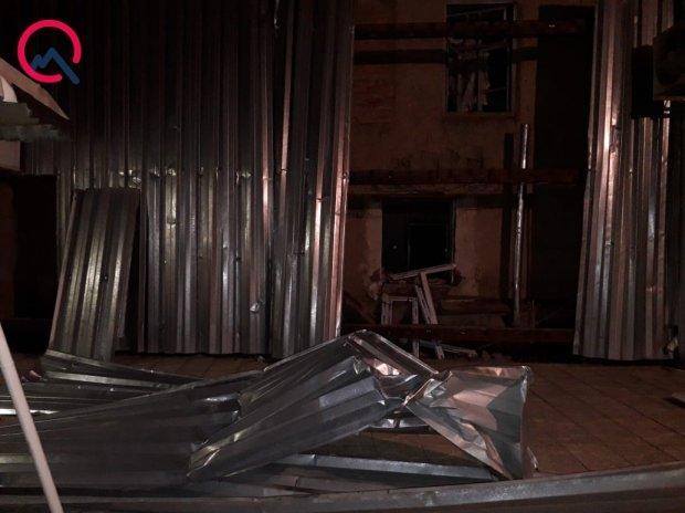 Xudatda qaz sızması nəticəsində partlayış baş verib: yaralılar var - FOTO