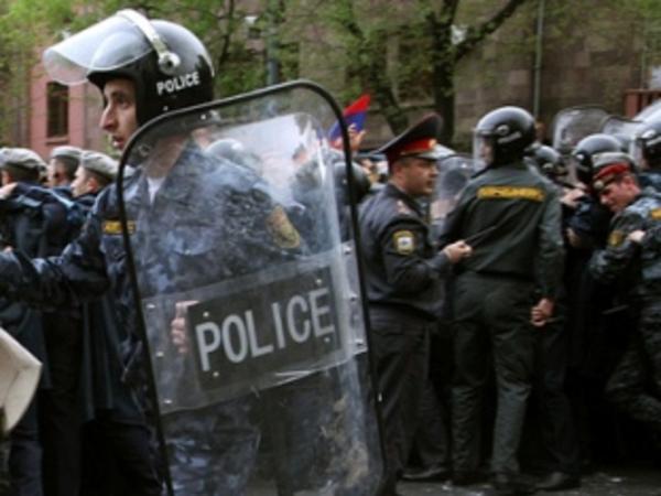 Vanadzora seçkilərdə nəzarətin həyata keçirilməsi üçün əlavə polis qüvvələri göndərilib