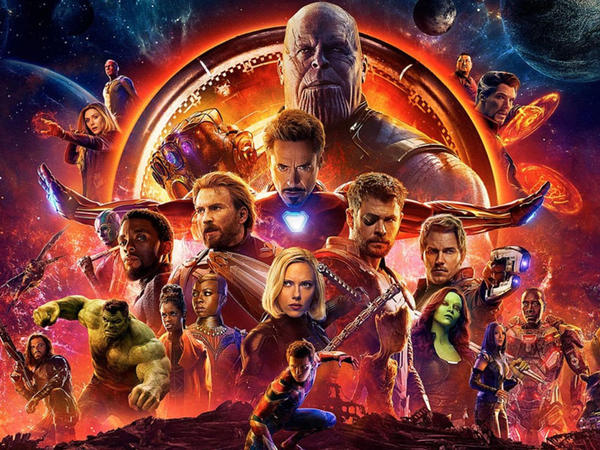 Avengers: End Game filminin ilk treyleri - VİDEO