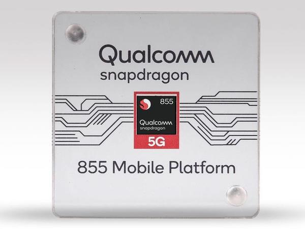 Snapdragon 855-li ilk smartfonun adı açıqlandı