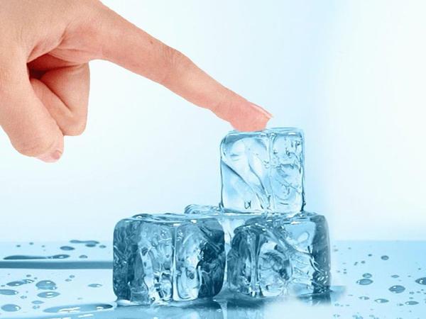 Boyun nahiyəsinə buz qoymağın faydaları