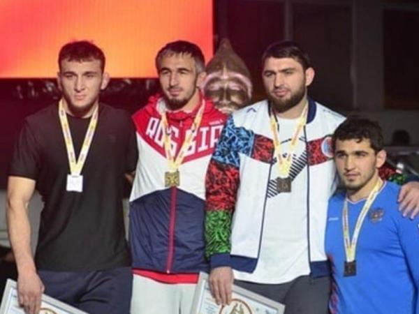 Olimpiya çempionumuz Rusiyada min dollar qazandı
