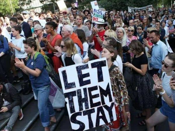Manus və Nauru adalarında yaşayan miqrantlar Avstraliya hökumətini məhkəməyə verirlər