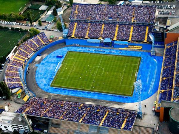 Xorvatiya - Azərbaycan oyununun stadionu müəyyənləşdi