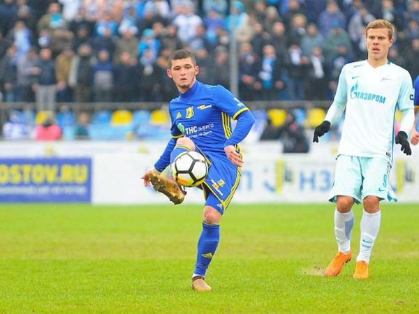 """Azərbaycanlı futbolçu Rusiyada ilin ən yaxşıları arasında - <span class=""""color_red"""">FOTO</span>"""