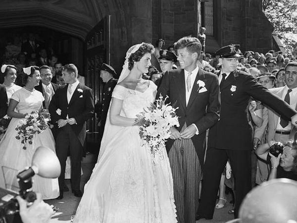 ABŞ prezidentlərinin evlilikləri - FOTO