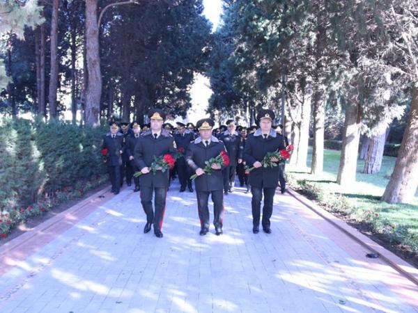 SHXÇDX-də ümummilli lider Heydər Əliyevin anım mərasimi keçirilib - FOTO