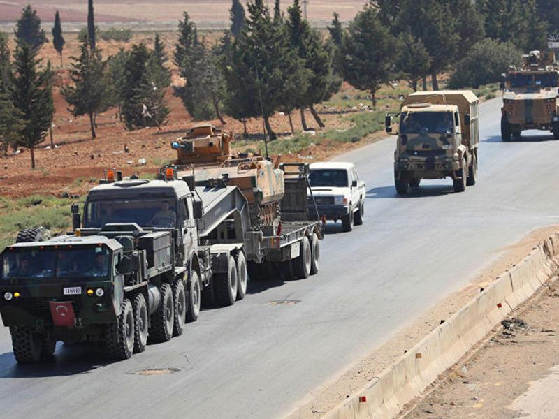 Ərdoğan Trampı məlumatlandırdı, türk ordusu Suriyaya girir