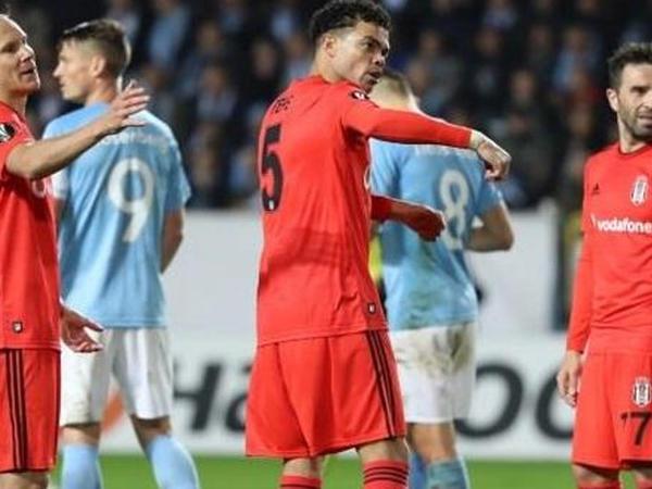 """""""Beşiktaş"""" və """"Astana"""" mübarizəni dayandırdı - <span class=""""color_red"""">YENİLƏNİR</span>"""