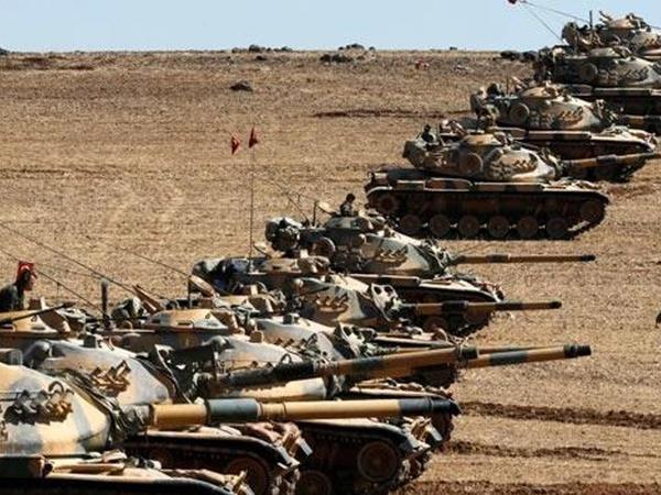 """YPG yox ediləcək, Türkiyə-ABŞ savaşı başlayacaq - <span class=""""color_red""""> Rus mediası</span>"""