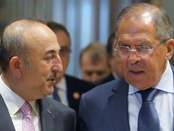 Lavrov və Çavuşoğlu arasında Bakıda görüş keçirilir