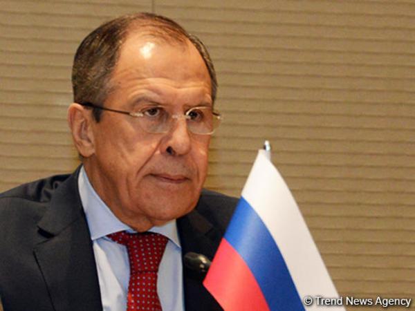 """Lavrov: """"Qara Dəniz İqtisadi Əməkdaşlıq Təşkilatı siyasi savaş meydanı olmamalıdır"""""""