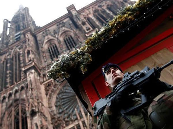 Strasburqda silahlı hücumda ölənlərin sayı 4 nəfərə çatıb