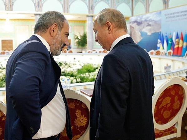 Putin Paşinyanı bağışlamayacaq