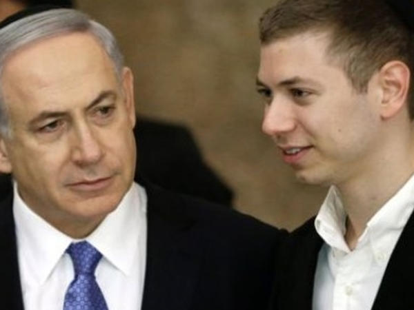 """Netanyahunun oğlundan şok açıqlama: <span class=""""color_red"""">Müsəlmanlar...</span>"""