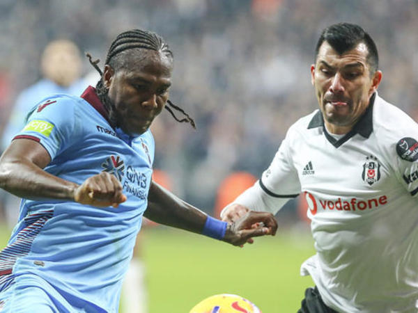 """Beşiktaş"" ""Trabzonspor""la da bacarmadı"