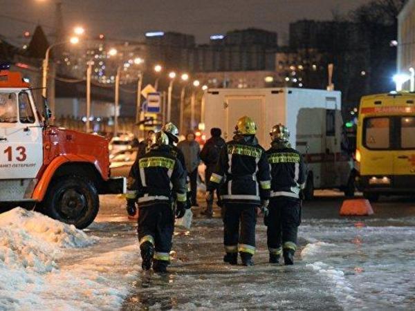 Moskvada yaşayış binasında yanğın olub, ölənlər var