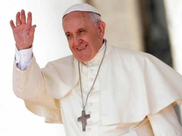 Roma Papası Fransisk 82 yaşını qeyd edir