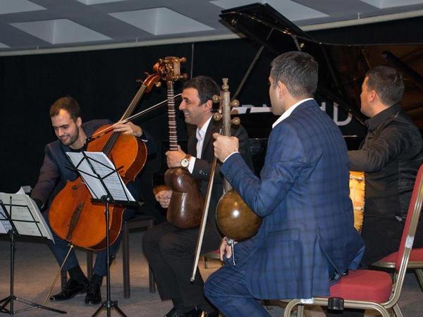Portuqaliya klassik musiqisi Azərbaycan xalq müsiqisi ilə birləşir - FOTO