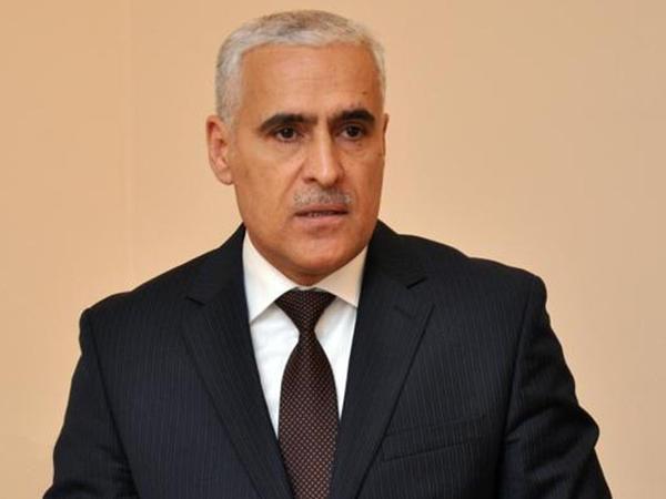 """Vüqar Rəhimzadə: """"Milli Ordumuzun güclü, qüdrətli olması işğal altında olan torpaqlarımızın azad olunmasına gedən yoldur"""""""
