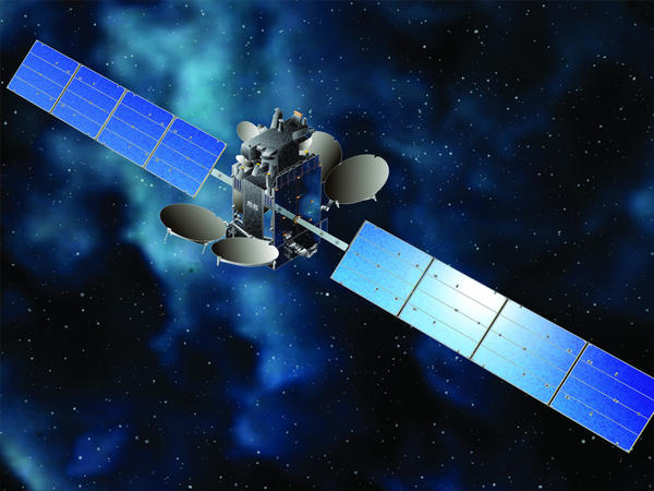 """Azərbaycanın """"Azerspace-2"""" telekommunikasiya peyki sınaq orbitinə çatıb"""