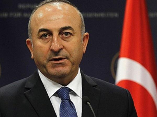 Çavuşoğlu Azərbaycana təşəkkür etdi