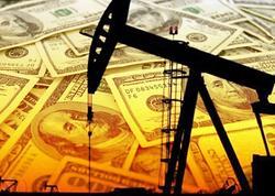 """""""Brent"""" markalı neftin qiyməti 57 dollardan da aşağı düşüb"""