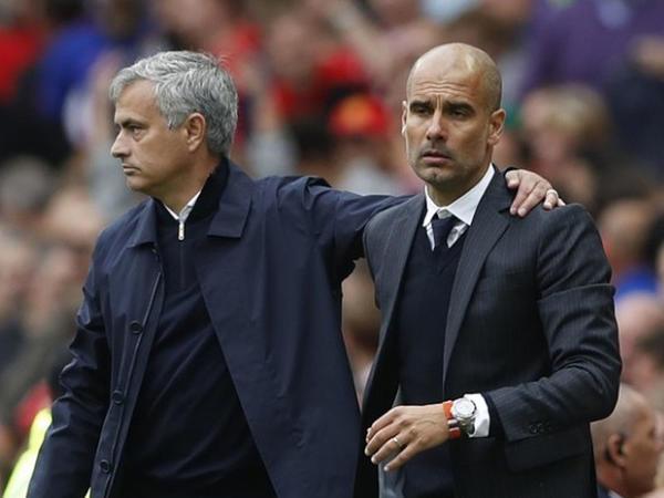 """Mourinyoya ilk dəstək Qvardioladan: <span class=""""color_red"""">Yanındayam!</span>"""