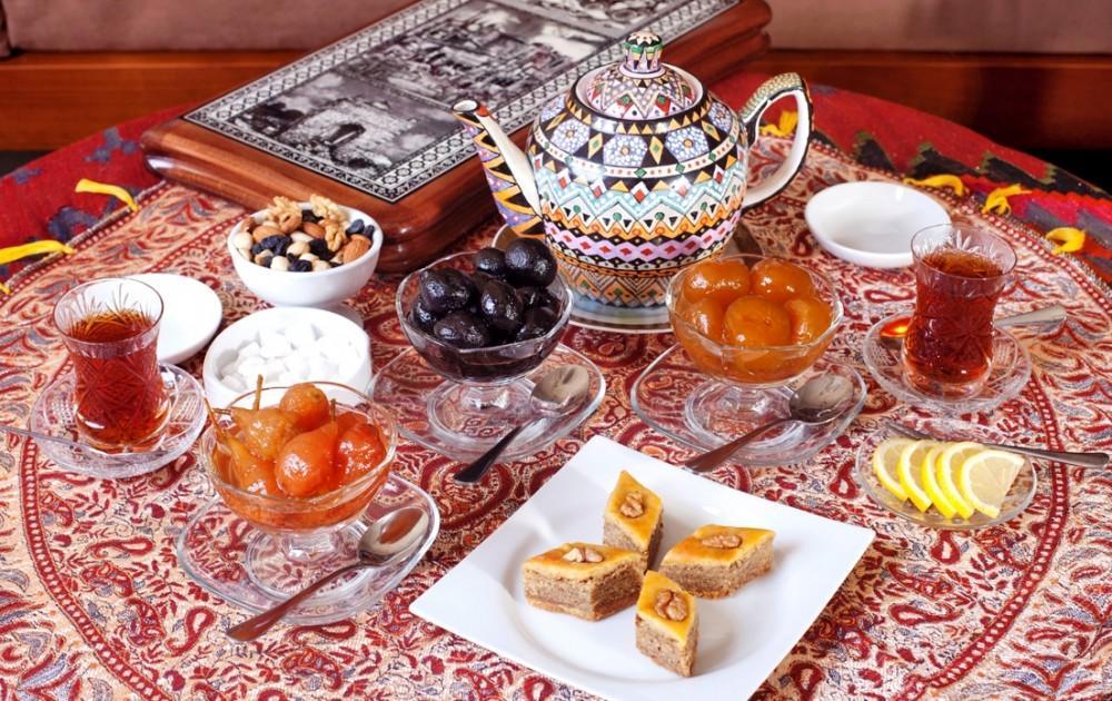 Azərbaycan mətbəxinin ləziz təamları - FOTO