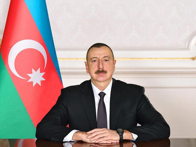 Ulu Öndərin və xalqın inandığı lider - İlham Əliyev