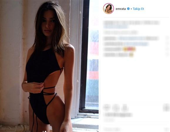 """İnstagram-da bikinili fotolarını paylaşdı, milyonlarla """"like"""" yığdı - FOTO"""