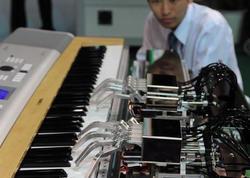 Piano ifa edən robot yaradıldı - VİDEO