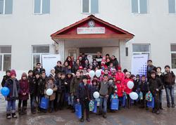 Bank Respublika internat məktəbinin uşaqlarının Yeni il arzularını həyata keçirdi