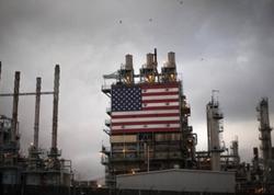 Noyabrda ABŞ-ın xam neft və maye qaz istehsalında rekord qeydə alınıb