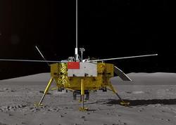 """Çinin kosmik gəmisi <span class=""""color_red"""">Ayın görünməyən səthinə enib - FOTO</span>"""