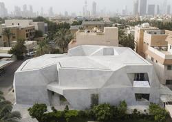 Küveytdə oriqami kimi ev - FOTO