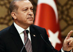 """Ərdoğan: """"Suriyada 440 terrorçu məhv edilib"""""""