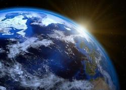 Amerikalı kosmonavt kosmosda səs verib