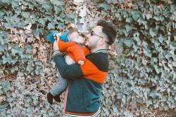 Müğənninin oğlu ilə yeni FOTOsu