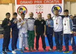 "Karateçilərimiz Qran Pri turnirini 10 medalla başa vurdu - <span class=""color_red"">FOTO</span>"