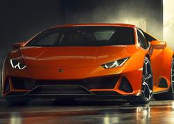 """""""Lamborghini""""dən yeni """"Huracan Evo"""" modeli - FOTO"""