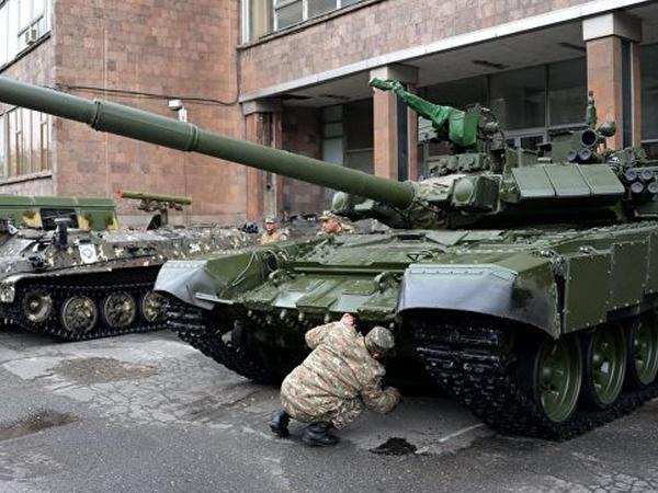 Rus tankı dünyanın ən güclü tankı seçildi