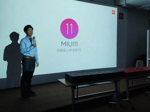 Xiaomi MIUI 11 hazırlanır