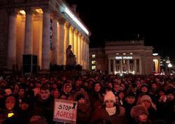 Merin qətli Polşa vətəndaşlarını ayağa qaldırdı - VİDEO