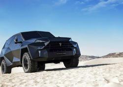 """Dünyanın ən bahalı yolsuzluq avtomobili Çində istehsal edildi - <span class=""""color_red"""">2 milyon dollar - FOTO</span>"""