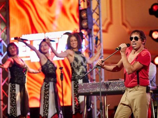 "Azərbaycanda ilk dəfə - ""Celentano Tribute Show"" - <span class=""color_red"">VİDEO - FOTO</span>"