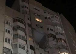 Tbilisidə binada güclü partlayış: ölənlər var