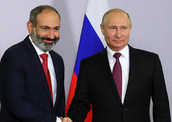 Putinin Paşinyana münasibəti dəyişibmi?